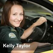 Kelly Taylor, Paramedic
