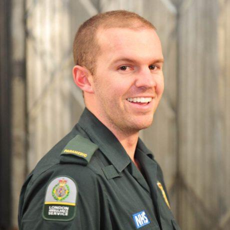 Mitchell Hand, Australian Paramedic