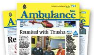 Ambulance newsletter