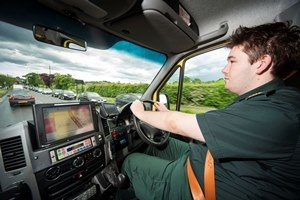Emergency Ambulance Crew – London Ambulance Service NHS Trust