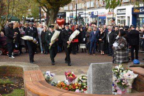 Marking one year since Croydon tram crash