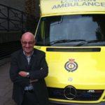 London Ambulance Service pays tribute to Eric Roberts Unison Branch Secretary