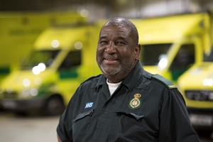 Noel Thomas retires after 40 years of service on Christmas Eve