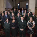 Staff celebrate over 1,300 years of looking after London