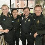Celebrating our 500 Australian paramedics on Australia Day