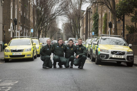 Celebrating our 500 Australian paramedics on Australia Day