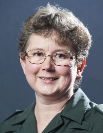 Dr Fenella Wrigley - Medical Director