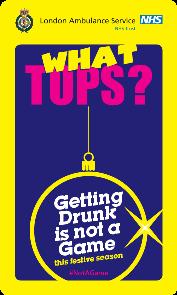 Festive season alcohol awareness campaign