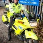Featured image for Two-wheeled paramedics hit Waltham Forest