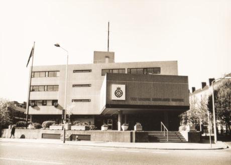 Waterloo headquarters - 1960s