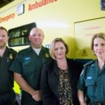Featured image for Brentford and Isleworth MP joins 'world class' ambulance team