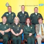 Featured image for Recognition of staff's commitment to the London Ambulance Service