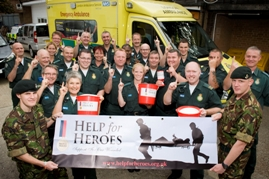 Appeal for Help for Heroes