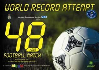 World record football attempt 316x225