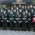 Featured image for London Ambulance Service staff join Remembrance Day march past
