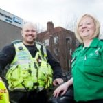 Featured image for Hearing impaired paramedic inspires woman to achieve her dream