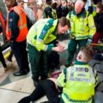 Featured image for Ambulance service exceptionally busy as London welcomes 2014