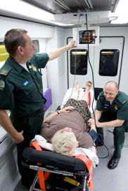Ambulance prototype