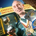 Featured image for Marathon man makes it 200