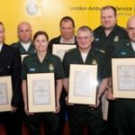 Featured image for London Ambulance Service celebrates Chief Ambulance Officer Commendations
