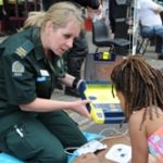 Featured image for Life-saving lessons for festival-goers