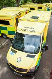 New Ambulance 2015