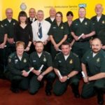 Featured image for London Ambulance Service staff recognised as heroes