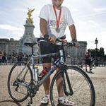 Featured image for London Ambulance staff conquer London's biggest cycling event