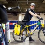 Featured image for London bike medics spin into social media on two wheels