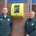 Featured image for London first for Biggin Hill community defibrillators