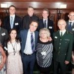 Featured image for Life-saving volunteers recognised at awards ceremony