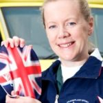 Featured image for Croydon ambulance woman goes for gold