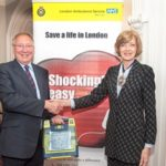 Featured image for The Lord Mayor encourages the City of London to save a life with a workplace defibrillator