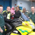 Featured image for Heart-stop baby reunited with lifesavers