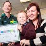 Featured image for Six-year-old Riley and his life-saving calls