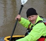 Featured image for Kayak challenge for London paramedic