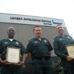 Featured image for Newham duo celebrate 50 years of service