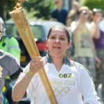 Featured image for Medic's 'uplifting experience' carrying Olympic torch for London bombings survivor