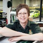 Featured image for Award winning Camden paramedic cooks Christmas meal for colleagues