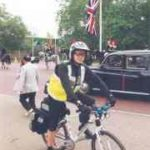 Featured image for Cycle response founder wins 'hero' award