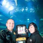 Featured image for Aquarium welcomes life-saving equipment