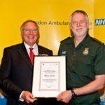 Featured image for Ambulance workers' bravery and dedication praised