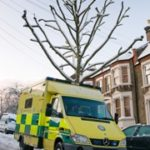 Featured image for Ambulance service urges people to use them wisely over Christmas