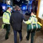 Featured image for Christmas with a difference for ambulance workers