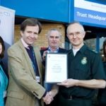 Featured image for West London Mental Health Trust leads the way with defibrillator scheme