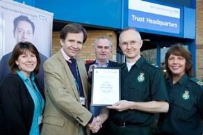 West London Mental Health Defibrillator