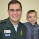 Featured image for Four year old boy teams up with ambulance call handler to save mother