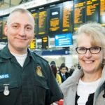 Featured image for Bromley lifesaver reunited with cardiac arrest survivor