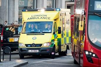 Busy Ambulance