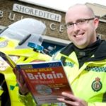 Featured image for London Ambulance Service biker prepares for lap of Britain